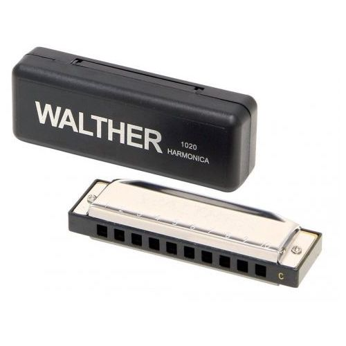 Walther Harmonijka ustna model Richter C-Dur
