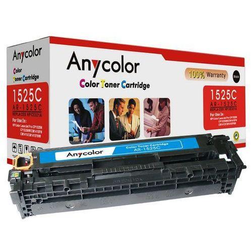 Anycolor Toner hp cp1525 cm1415 cyan zamiennik ce321a 1,3k