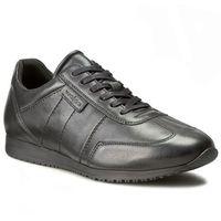 Sneakersy - 6048-51 czarny marki Wojas