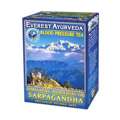 Sarpagandha - nadciśnienie tętnicze marki Everest ayurveda