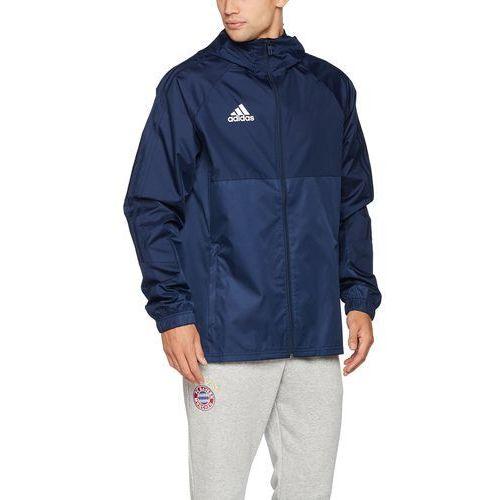 Adidas Dla mężczyzn tiro 17 rain jacket, niebieski, xl