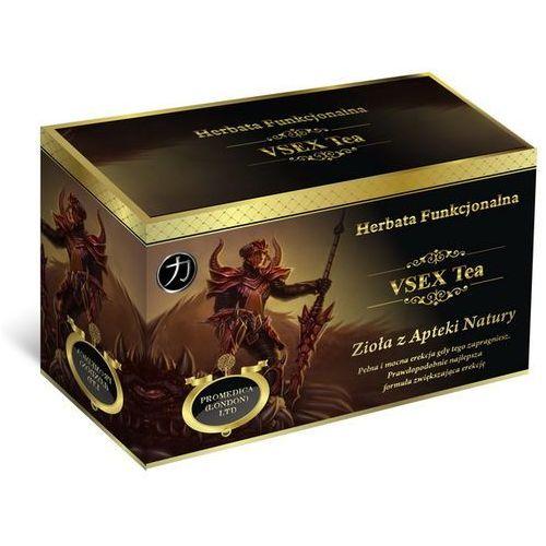 VSex tea - absolutny lider w przywracaniu męskości - produkt z kategorii- Potencja - erekcja