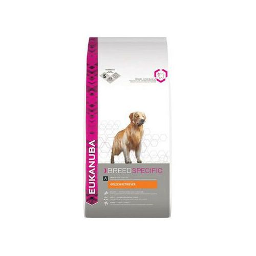 adult golden retriever 2,5kg - 2,5 kg marki Eukanuba