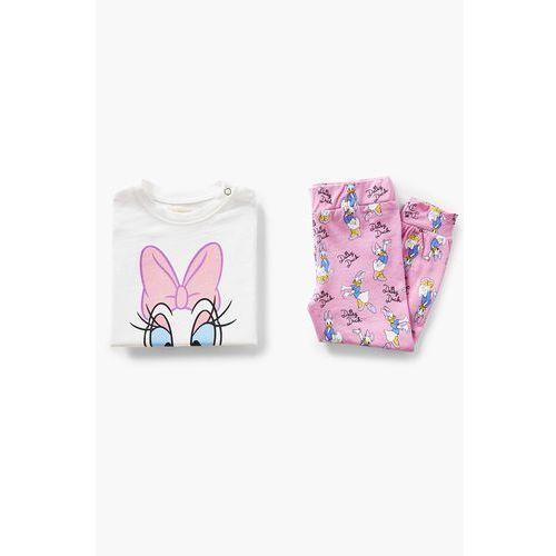 Mango kids - piżama dziecięca daisy 80-104 cm