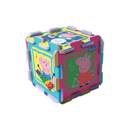Trefl import Trefl puzzlopianka świnka peppa (5900511603989)