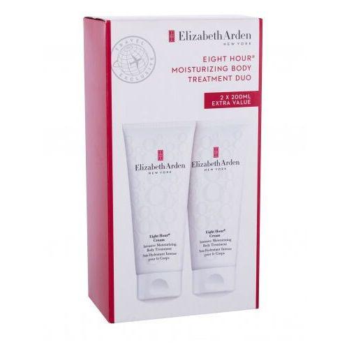 eight hour® cream zestaw krem do ciała 2 x 200 ml dla kobiet marki Elizabeth arden