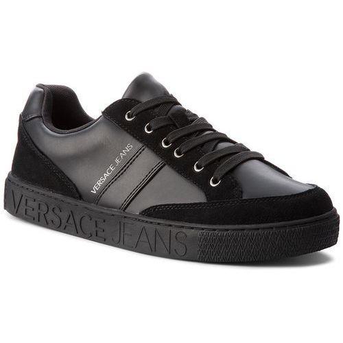 Versace Sneakersy jeans - e0ysbsf3 70744 899