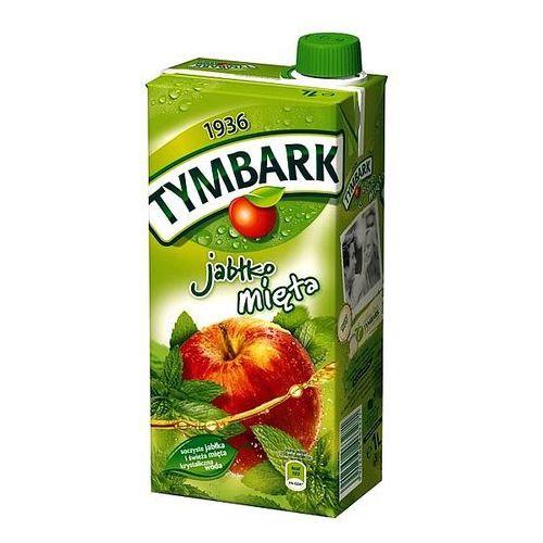 Tymbark Sok jabłko / mięta 1l