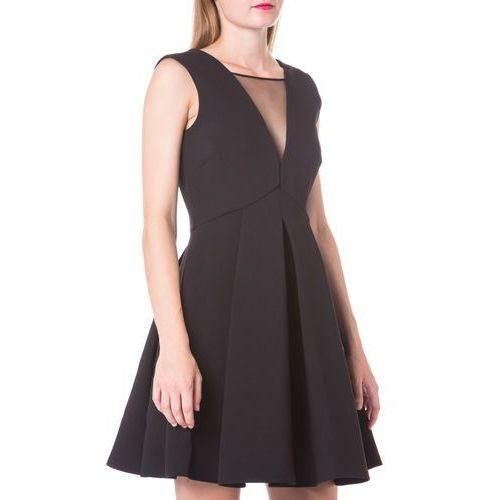 Pinko Nastro 2 Sukienka Czarny S (8058779082644)