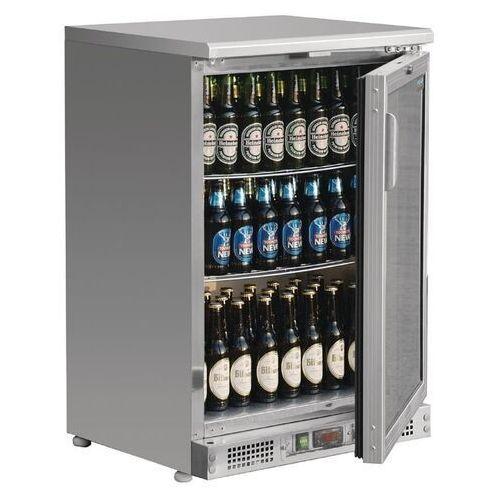 Barowa chłodziarka wystawowa g-series na 104 butelki marki Polar