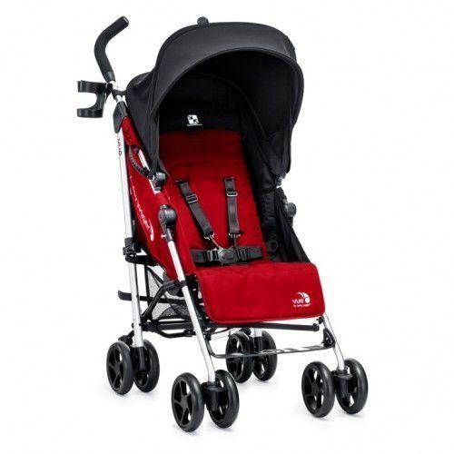 Baby jogger Wózek  vue red czerwono-czarny 26430