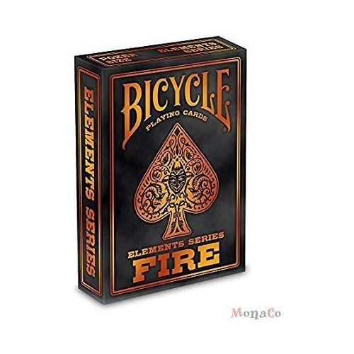 Karty bicycle fire-uspc karty bicycle fire-uspc marki Uspcc - u.s. playing card compa