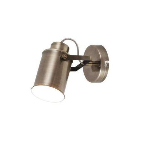Rabalux Lampa ścienna peter 1x60w antyczny brązowy