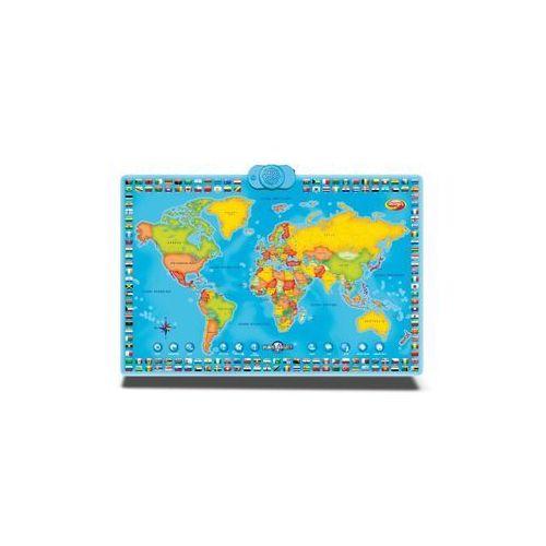 DUMEL Interaktywna Mapa Świata - DARMOWA DOSTAWA!