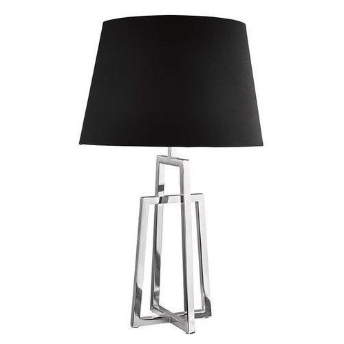 Searchlight Eu1533cc-1 york lampa nocna chrom czarna