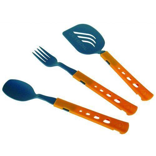 Jetboil zestaw sztućców jetset utensil set