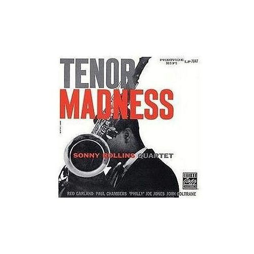 Sonny Rollins - TENOR MADNESS (RVG)