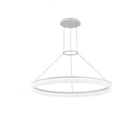Leds-c4 circ lampa wisząca biały, 1-punktowy - nowoczesny - obszar wewnętrzny - circ - czas dostawy: od 2-3 tygodni (8435381414283)