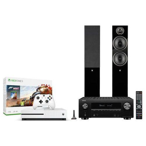 DENON AVR-X3500H + EL8 + XBOX FOR FREE - Konsola Xbox z zestawem stereo z funkcją kina domowego | Raty 0%, AVR-X3500H