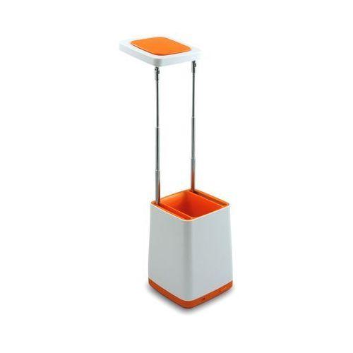 Lampa biurkowa LED 2,5W HELSINKI Pomarańczowa Polux (zasilanie USB micro PC,ładowarka) (5901508302861)