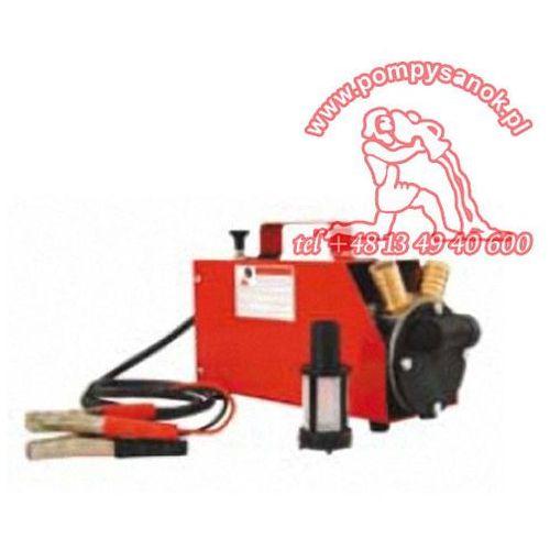 Adam pumps E 1224/30-40 pompa powierzchniowa do oleju napędowego i opałowego zasilana akumulatorowo 12v i 24v