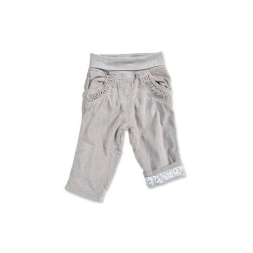 BLUE SEVEN Girls Baby Spodnie kolor szary (4054041770756)