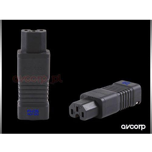 Furutech FI-C15 (R) NCF - wtyk IEC C15 - rodowana