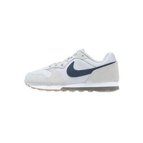 Nike Sportswear RUNNER 2 Tenisówki i Trampki wolf grey/obsidian/dark grey, 807316