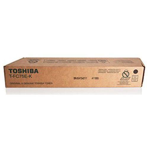 Toshiba Toner t-fc75e-k black do kopiarek (oryginalny) [92.9k]