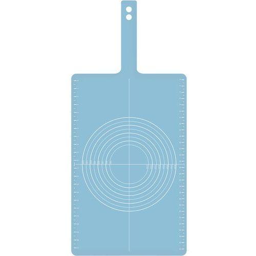 Stolnica silikonowa Roll Up niebieska (5028420200973)