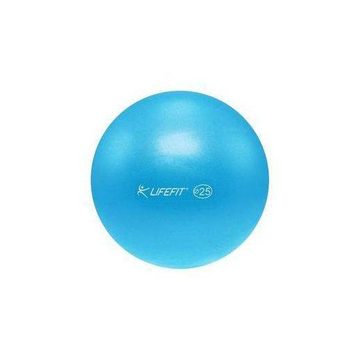 Piłka fitness Lifefit Overball 25 cm - jasnoniebieska.
