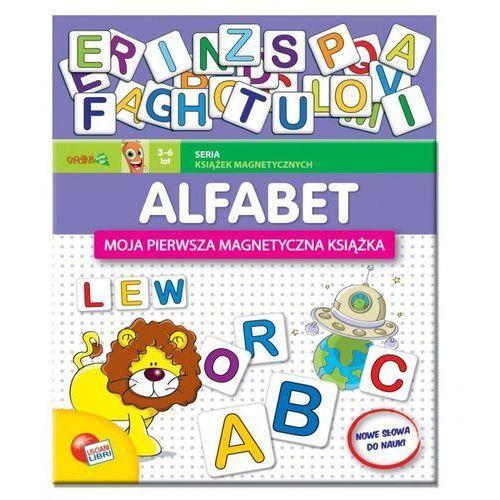 Alfabet Moja pierwsza magnetyczna książeczka - Praca zbiorowa (9788365878083)