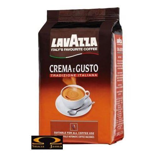 Lavazza Kawa crema e gusto tradizione italiana 1kg