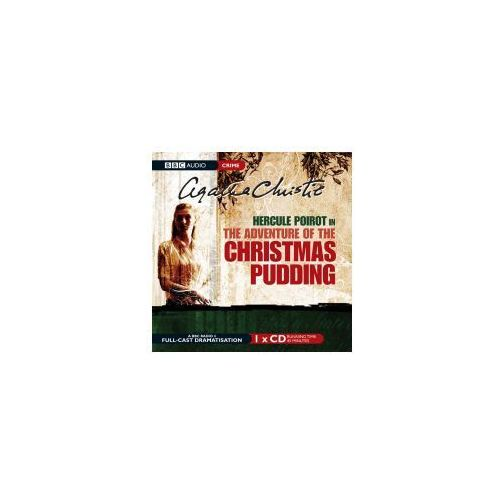 Adventure of the Christmas Pudding audiobook, BBC Active