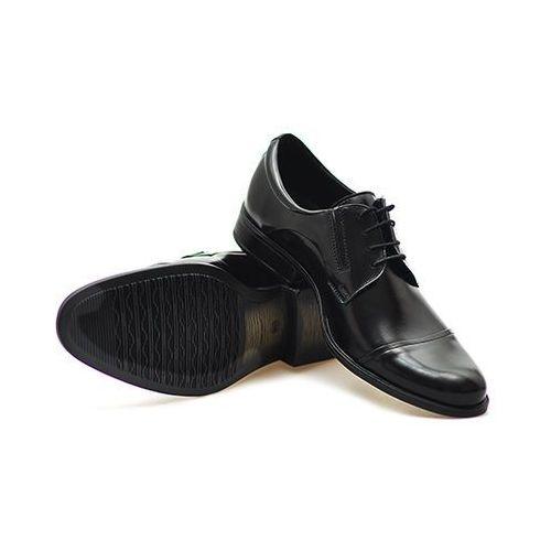 Pantofle Conhpol C00C-4844-0017-00S01 Czarne L