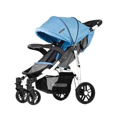 Sun baby sirocco quattro premium, blue