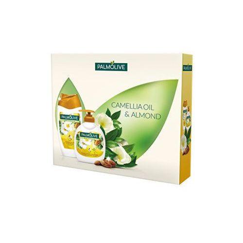 Palmolive Naturals Camellia Oil & Almond Zestaw kosmetyków (8718951169524)