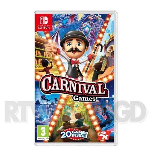 Carnival games marki 2k games