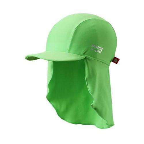 Kapelusz przeciwsżoneczny Reima Turtle Zielony - zielony