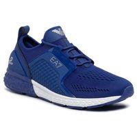 Ea7 emporio armani Sneakersy - x8x012 xk056 b228 mazarine blue