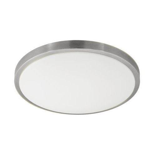 Plafon Eglo Competa 1 96034 lampa oprawa sufitowa 1x24W LED biały nikiel, kolor biały,
