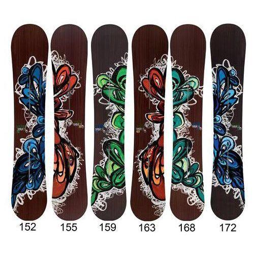 snowboard BURTON - SUPERMODEL (NO COLOR)
