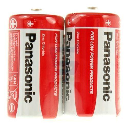 Panasonic Bateria cynkowo-węglowa r14 c - blister 2 sztuki