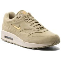 Buty NIKE - Air Max 1 Premium Sc 918354 201 Neutral Olive/Metallic Gold
