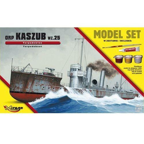 """Okręt Torpedowy ORP """"KASZUB"""" (5901463840637)"""