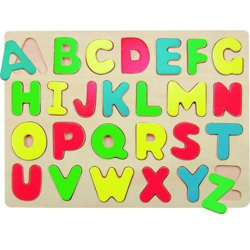 Woody Puzzle na desce, abecadło (8591864900688)