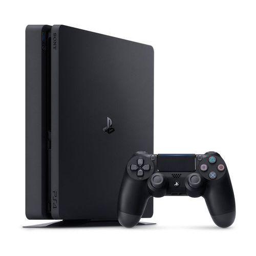 Playstation 4 Slim 500GB marki Sony