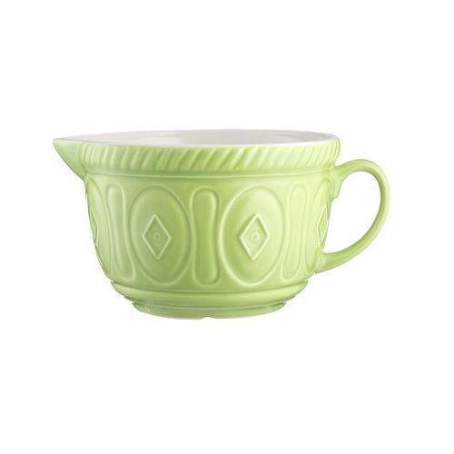 Mason cash Dzbanek do ciasta naleśnikowego 2l colour mix mixing bowls zieleń