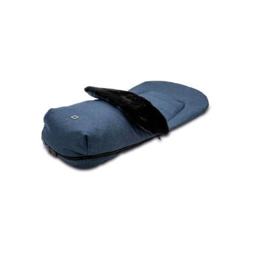 MOON Śpiworek na nóżki ocean/fishbone