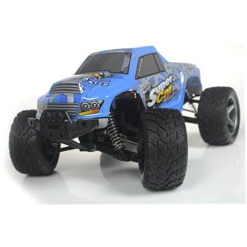Samochód Monster Truck 4WD 2.4GHz Wl Toys 1:12